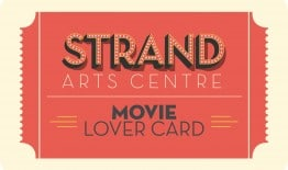 Movie Lover Card