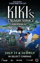 Minors Club Film: Kiki's Delivery Service